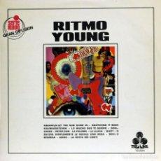 Disques de vinyle: CHUS MARTÍNEZ Y SU CONJUNTO / RITMO YOUNG (LP) 1970 (TREBOL). Lote 153106058