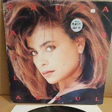 Discos de vinilo: PAULA ABDUL / COLD HEARTED / MAXI-SG PROMO - VIRGIN-AMERICA - 1988 / MBC. ***/***. Lote 153106290