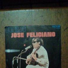 Discos de vinilo: JOSE FELICIANO - QUE SERA, RCA, 1971. SPAIN.. Lote 153114150
