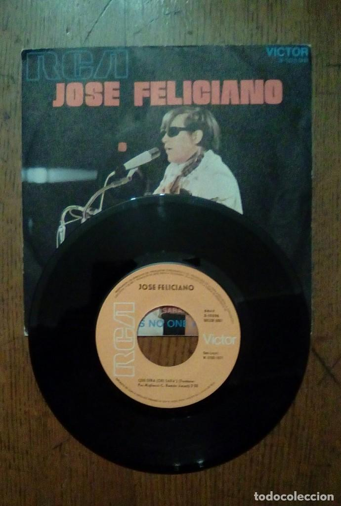 Discos de vinilo: Jose Feliciano - Que sera, Rca, 1971. Spain. - Foto 3 - 153114150