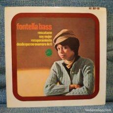 Discos de vinilo: FONTELLA BASS - RESCATAME + 3 - EP EDICION ESPAÑOLA DEL AÑO 1966 HISPAVOX HX 007-69 MUY DIFICIL Y EX. Lote 153116962