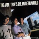 Discos de vinilo: LP THE JAM THIS IS THE MODERN WORLD VINILO PAUL WELLER MOD PUNK. Lote 153119174