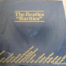 Discos de vinilo: THE BEATLES - RARITIES **** LP PORTUGAL PARLOPHONE 1979. Lote 153149050