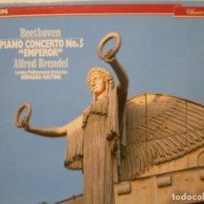 Discos de vinilo: BEETHOVEN - ALFRED BRENDEL. Lote 153151978