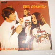 Vinyl-Schallplatten - single the archies.sugar, sugar. melody hill. rca 1969 spain (disco probado y bien) - 153157086