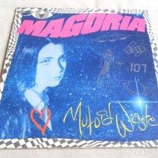 Discos de vinilo: MAGORIA, SG, MUTOID WASTE + 1, AÑO 1990 PROMO. Lote 153199002