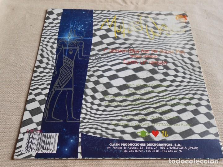 Discos de vinilo: MAGORIA, SG, MUTOID WASTE + 1, AÑO 1990 PROMO - Foto 2 - 153199002