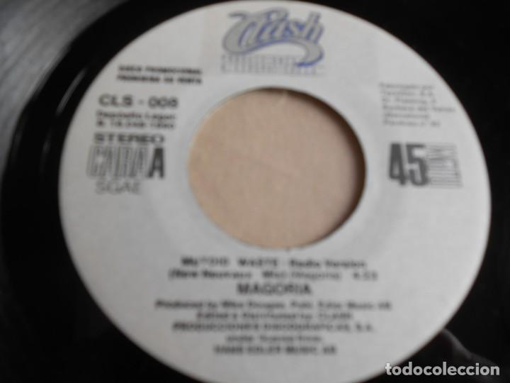 Discos de vinilo: MAGORIA, SG, MUTOID WASTE + 1, AÑO 1990 PROMO - Foto 3 - 153199002