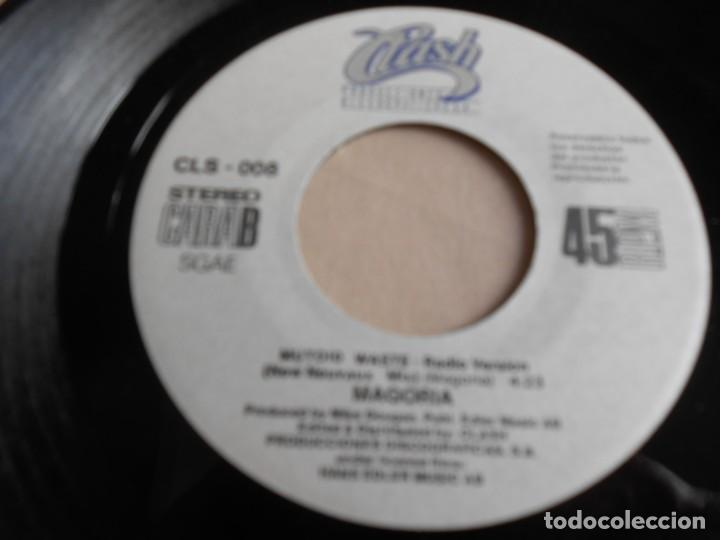Discos de vinilo: MAGORIA, SG, MUTOID WASTE + 1, AÑO 1990 PROMO - Foto 4 - 153199002