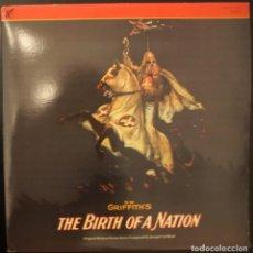 Discos de vinilo: EL NACIMIENTO DE UNA NACIÓN- THE BIRTH OF A NATION 1915. Lote 153207378