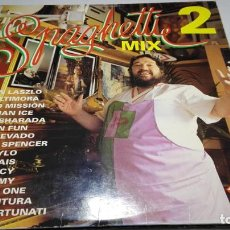 Discos de vinilo: LP - VINILO - VARIOS – SPAGHETTI MIX 2 - NM 775 PTV. Lote 153249594