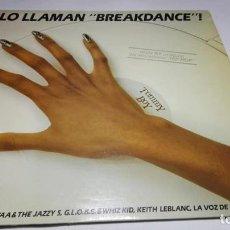 Discos de vinilo: LP - VINILO - ¡LO LLAMAN BREAKDANCE! - 93-080. Lote 153252274