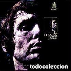 Discos de vinilo: RAPHAEL - LE LLAMAN JESÚS - LP HISPAVOX 1973. Lote 153257010