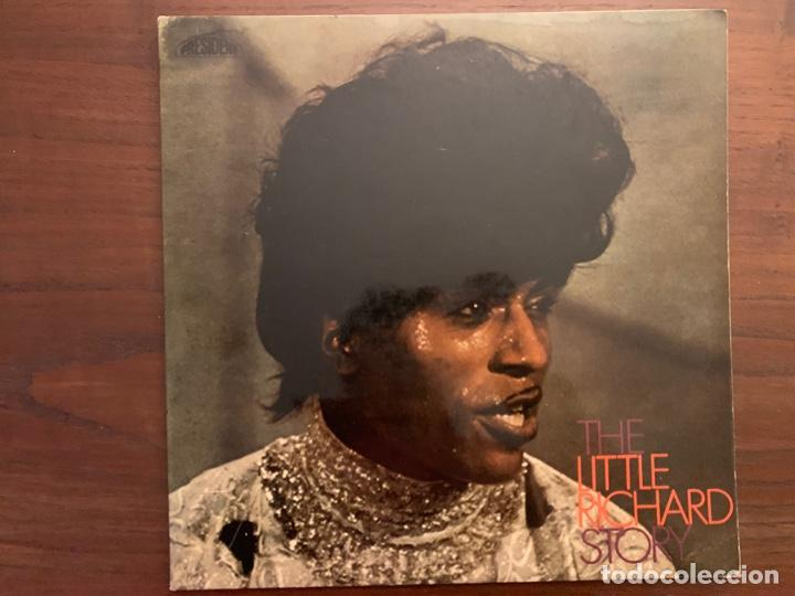 LITTLE RICHARD ?– THE LITTLE RICHARD STORY SELLO: PRESIDENT RECORDS ?– 80 859-XC FORMATO: 2 × VINYL (Música - Discos - LP Vinilo - Rock & Roll)