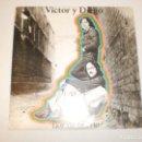 Discos de vinilo: SINGLE VÍCTOR Y DIEGO. FLOR DE BARRIO. MUJER. EMI 1976 SPAIN (PROBADO Y BIEN, SEMINUEVO). Lote 153266966
