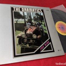 Discos de vinilo: THE DRAMATICS JOY RIDE LP 1976 ABC RECORDS GATEFOLD SPAIN. Lote 153273778
