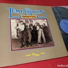 Discos de vinilo: THE TEMPTATIONS HOUSE PARTY LP 1976 TAMLA-MOTOWN SPAIN. Lote 153273918
