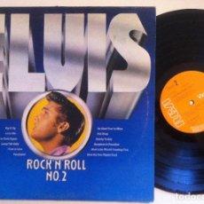 Discos de vinilo: ELVIS PRESLEY - ROCK N ROLL NO.2 - LP UK REEDICION 1981 - RCA. Lote 153296502