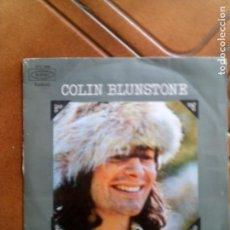 Discos de vinilo: DISCO DE COLIN BLUNSTONE ,TEMAS ADIOS CAROLINA ,DI QUE NO TE IMPORTA. Lote 153301978