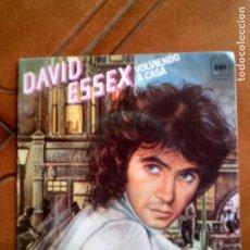 Discos de vinilo: DISCO DE DAVID ESSEX ,VOLVIENDO A CASA. Lote 153302982
