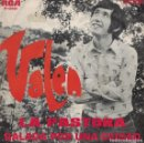 Discos de vinilo: VALEN - LA PASTORA / BALADA POR UNA CIUDAD (SINGLE ESPAÑOL, RCA 1970). Lote 153319134