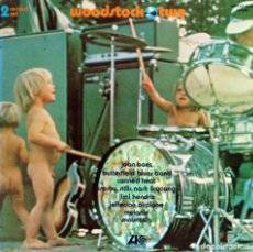 Discos de vinilo: WOODSTOCK TWO (2LP) 1971 (ATLANTIC / HISPAVOX). Lote 153363986