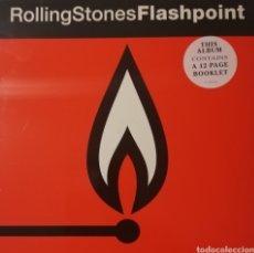 Discos de vinilo: THE ROLLING STONES / FLASHPOINT (LP) 1991 (CBS / SONY). Lote 153366862