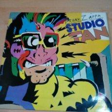 Discos de vinilo: FRANCO ZAPPA - STUDIO TAN - LEER ESTADO - VER FOTOS. Lote 153379494