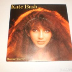 Discos de vinilo: SINGLE KATE BUSH. HAMMER HORROR. COFFEE HOMEGROUND. EMI 1978 SPAIN (PROBADO Y BIEN). Lote 153380762