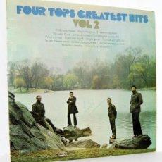 Discos de vinilo: FOUR TOPS GREATEST HITS VOL. 2. LP. EMI RECORDS. Lote 153382618