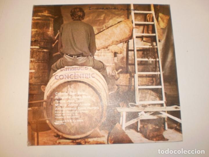 Discos de vinilo: single jaume arnella. les rondes de vi. la timba de les cartes. al vent 1969 spain (provat i bé) - Foto 2 - 153387738