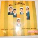 Discos de vinilo: LOS CATINOS. SAPORE DI SALE. SI TUVIERA UN MARTILLO. NO TIENE EDAD. ST TROPEZ TWIST VERGARA 1964. Lote 153389286
