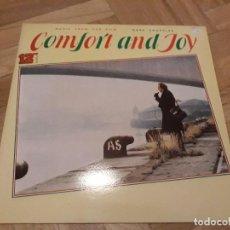 Discos de vinilo: MARK KNOPFLER COMFORT AND JOY BSO VINILO DIRE STRAITS. Lote 153393718