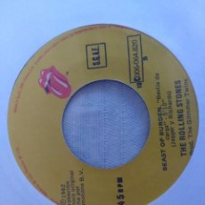 Vinyl records - SINGLE/THE ROLLING STONES/BEAST OF BURDEN-GOING TO A GO GO. - 153423962