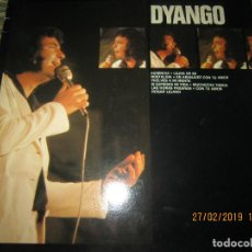 Discos de vinilo: DYANGO - DYANGO LP - ORIGINAL EPAÑOL - ZAFIRO RECORDS 1984 - STEREO -. Lote 153444274
