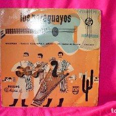 Discos de vinilo: TRIO LOS PARAGUAYOS -- GALOPERA, VIVA LA VIDA VIVA EL AMOR, ASI CANTA MI PATRIA, CASCADA, PHILIPS . Lote 153460994