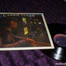 Discos de vinilo: CARRIE LUCAS LP. STREET CORNER. MADE IN USA 1978. Lote 153467030