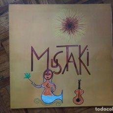 Discos de vinilo: MOUSTAKI ?– MOUSTAKI SELLO: POLYDOR ?– 23 93 173 FORMATO: VINYL, LP, ALBUM, GATEFOLD PAÍS: SPAIN . Lote 153470962