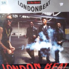 Discos de vinilo: LONDONBEAT: IN THE BLOOD . Lote 153484690