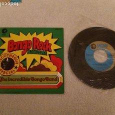 Discos de vinilo: VINILO SINGLE .BONGOLIA. BONGO ROCK.. Lote 152494278