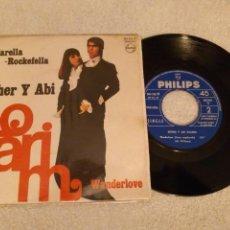 Discos de vinilo: VINILO SINGLE . ESTHER Y ABI OFARIM. Lote 152494478