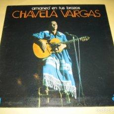 Discos de vinilo: CHAVELA VARGAS - 1973 - CARPETA DOBLE. Lote 294143553