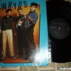 Discos de vinilo: THE WHYOS NEO ROCKABILLY (1985-ROCKHOUSE )OG POLONIA EXCELENTE CONDICION LEA DESCRIPCION. Lote 153519550