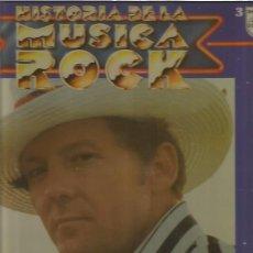 Discos de vinilo: HISTORIA MUSICA ROCK JERRY LEE LEWIS. Lote 153527730