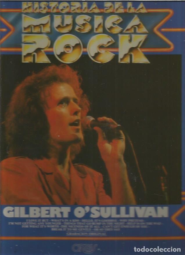 HISTORIA MUSICA ROCK GILBERT (Música - Discos - LP Vinilo - Otros estilos)
