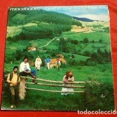Dischi in vinile: MOCEDADES (DISCO LP 1981) DESDE QUE TU TE HAS IDO. Lote 153530602