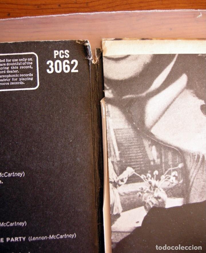 Discos de vinilo: The beatles - Beatles for sale / ed UK gatefold - Foto 12 - 150945930