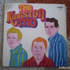 Discos de vinilo: LP. THE KINGSTON TRIO. AÑO 1969. . Lote 153537414