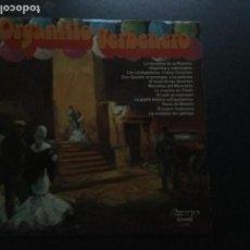 Discos de vinilo: ORGANILLO VERBENERO. Lote 153571558