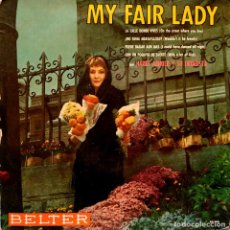 Discos de vinilo: HARRY ARNOLD Y SU ORQUESTA - MY FAIR LADY - MUY RARO EP EDICIÓN ESPAÑOLA SELLO BELTER DEL AÑO 1959 . Lote 153571658